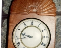 mahogany-clock-with-newport-shell