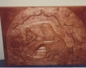 Early relief carving