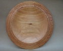 Carving on Rim of Bowl