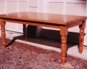 Heart Pine Dining Table